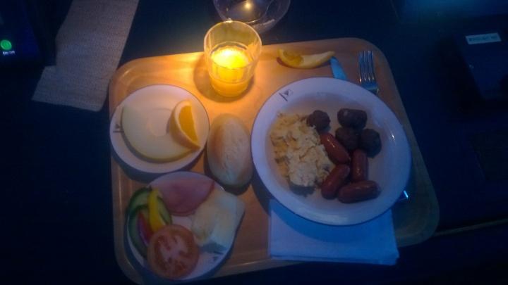 Frukost. Mums mums.